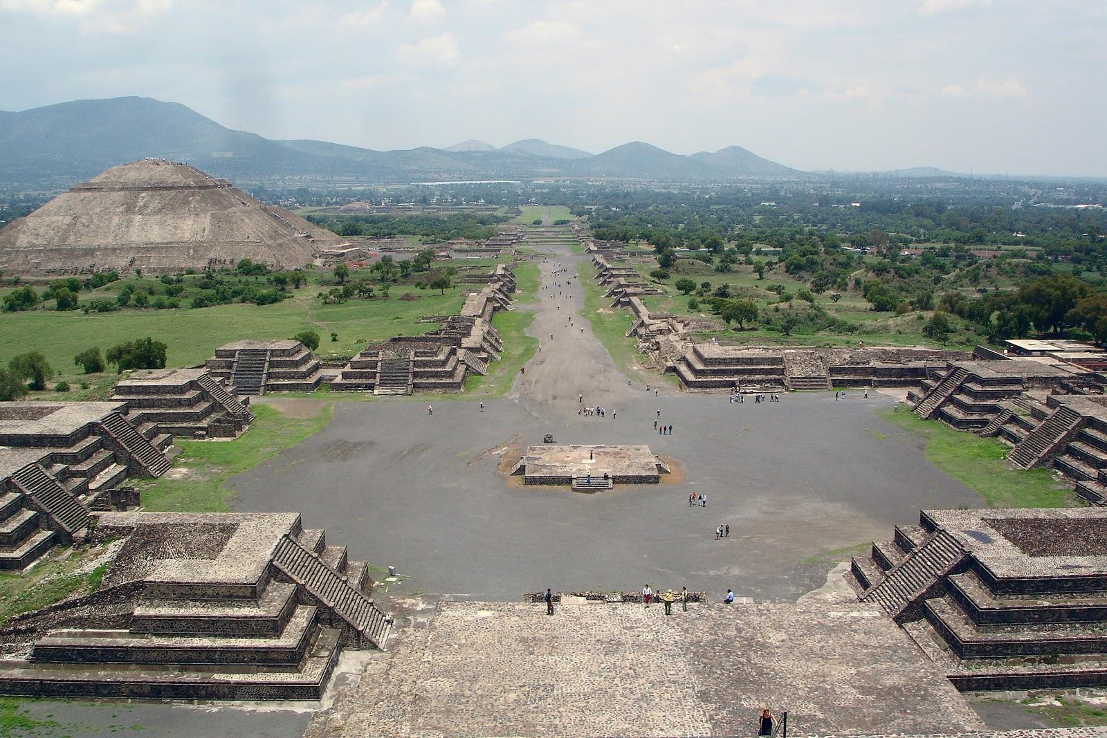 La Ruta de México, los Pueblos Mágicos de San Juan Teotihuacán y San Martín de las Pirámides, Edo de México