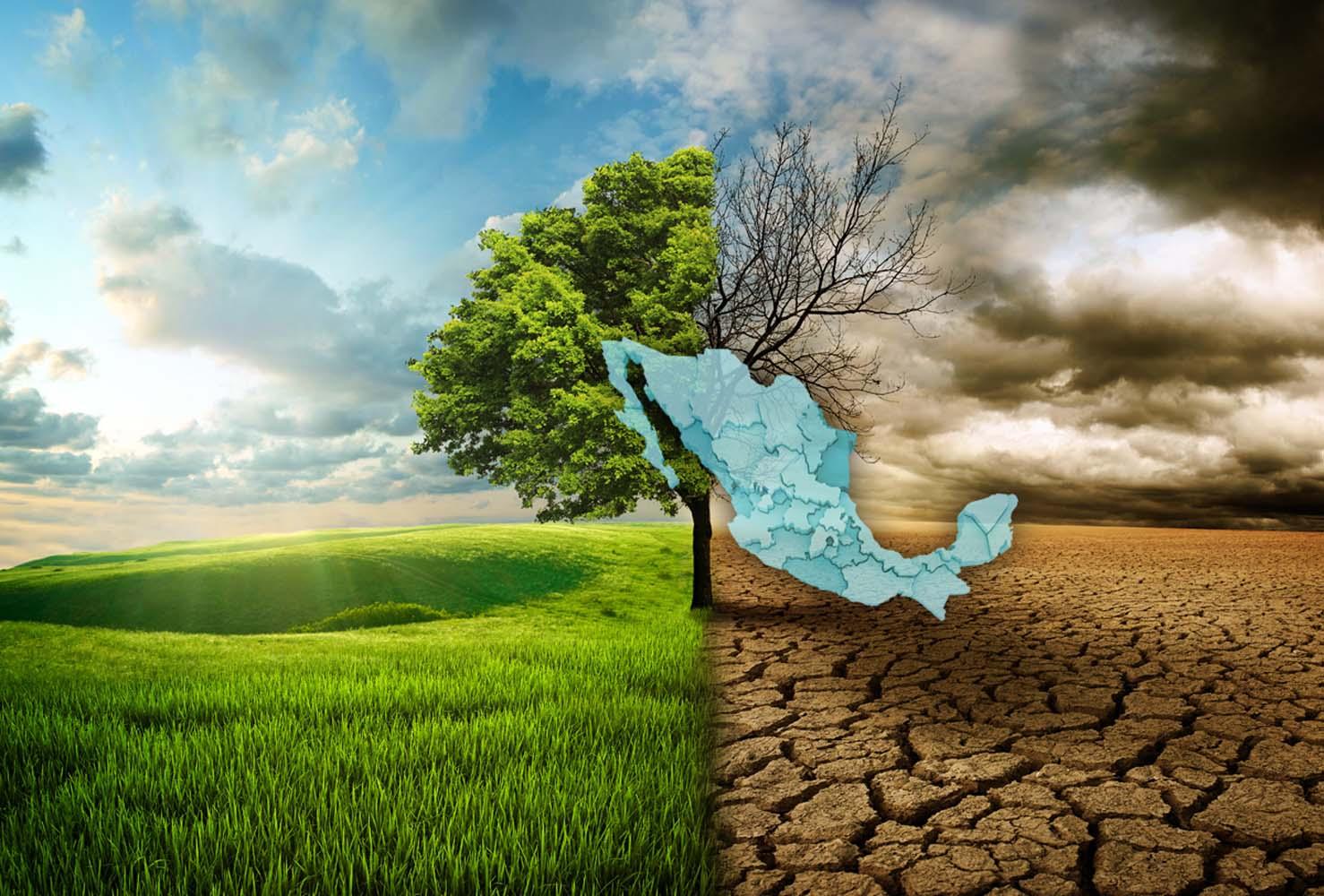 Refrenda GCDMX compromiso contra cambio climático