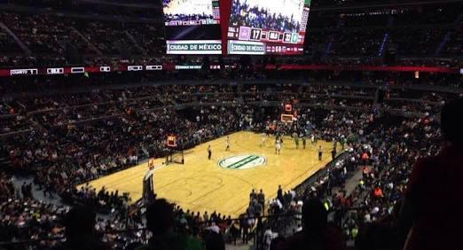 NBA CELEBRA 25 AÑOS EN LA CDMX