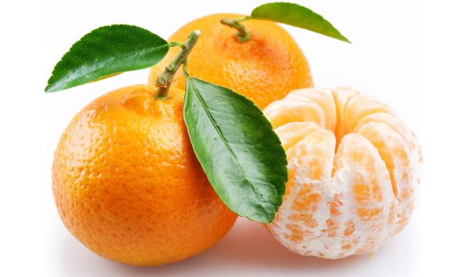 La mandarina, un cítrico con muchos beneficios
