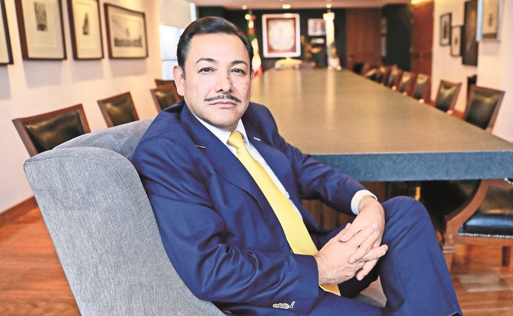 Héctor Serrano: Habla del método de selección de candidato en el Frente