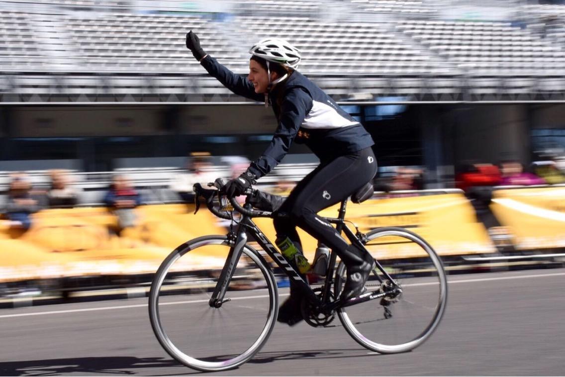 Reúne a tres mil 500 ciclistas la etapa CDMX 2017 by Le Tour de France