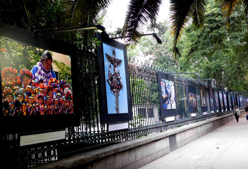 Festejan los 100 años del Museo de Guadalupe con muestra fotográfica en las Rejas de Chapultepec