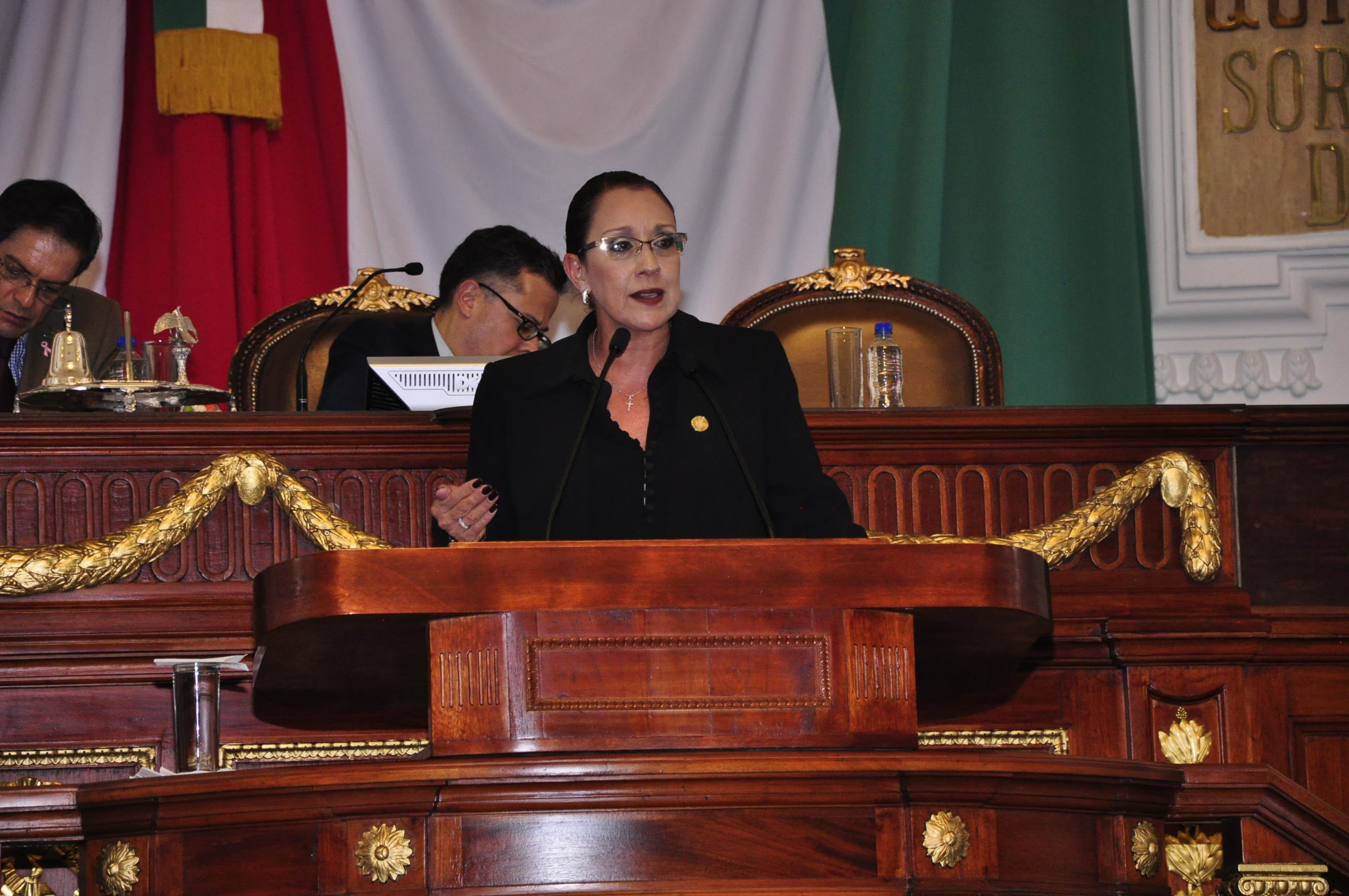 Celebra legisladora la construcción de la primera clínica de síndrome de down de la CDMX