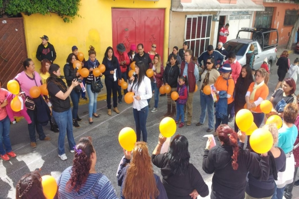 Erradicar la violencia de género y feminicidios en la CDMX es tarea de todos: Janet Hernández Sotelo