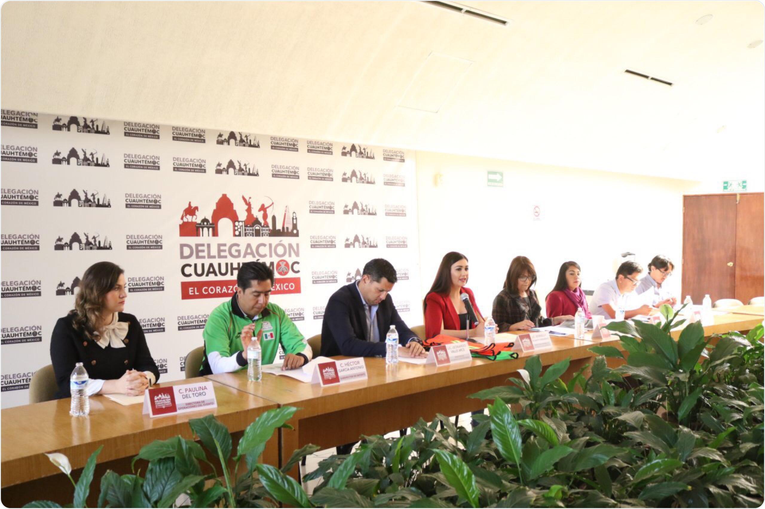 CON TURISMO SOCIAL Y FOMENTO ECONÓMICO, LOGRAN DIFERENCIAR A LA CUAUHTÉMOC