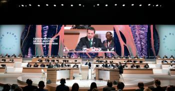 Cumbre One Planet sobre Cambio Climático