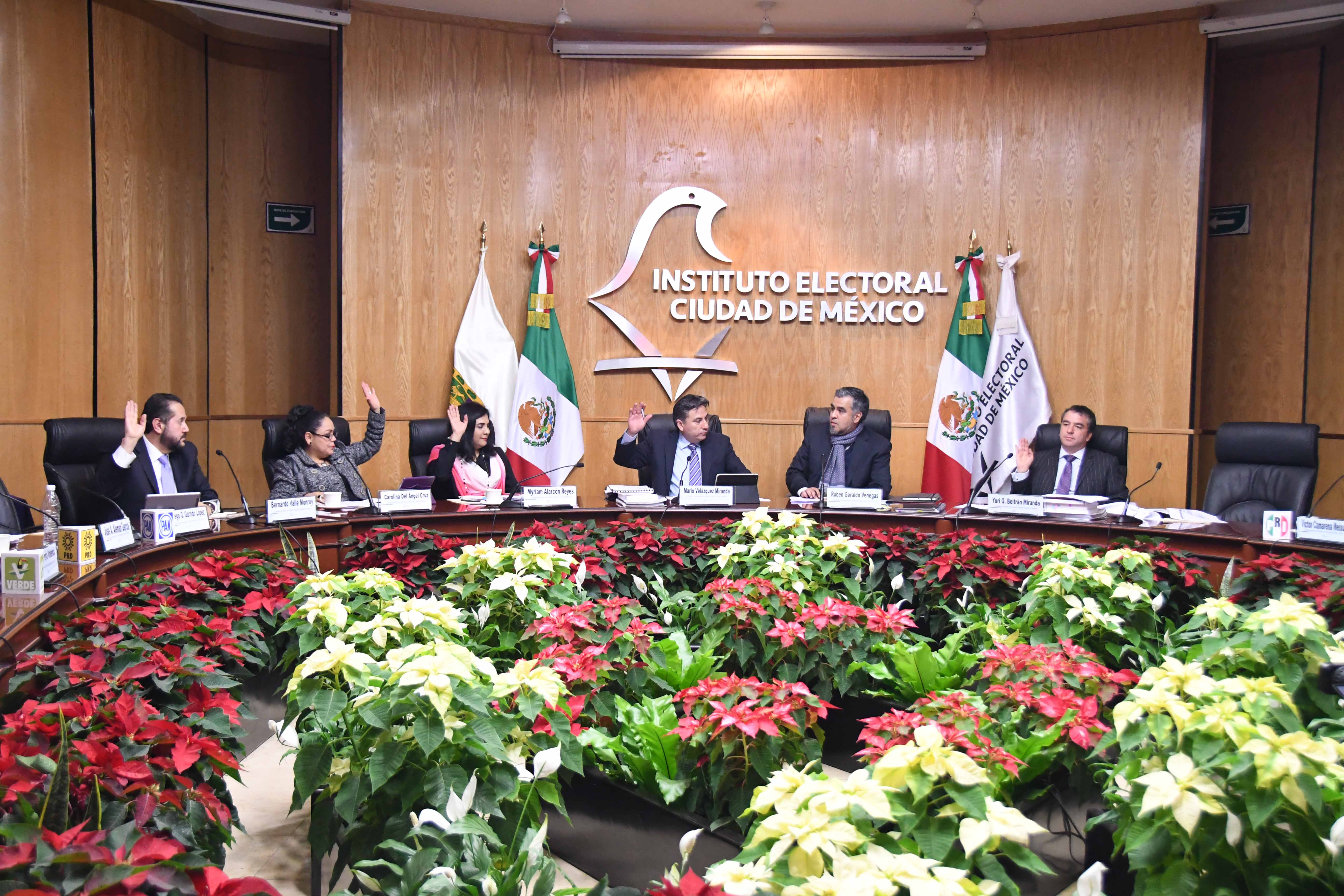 Avala IECM procedencia de solicitudes de registro a candidatos sin partido para Alcaldías y Diputaciones