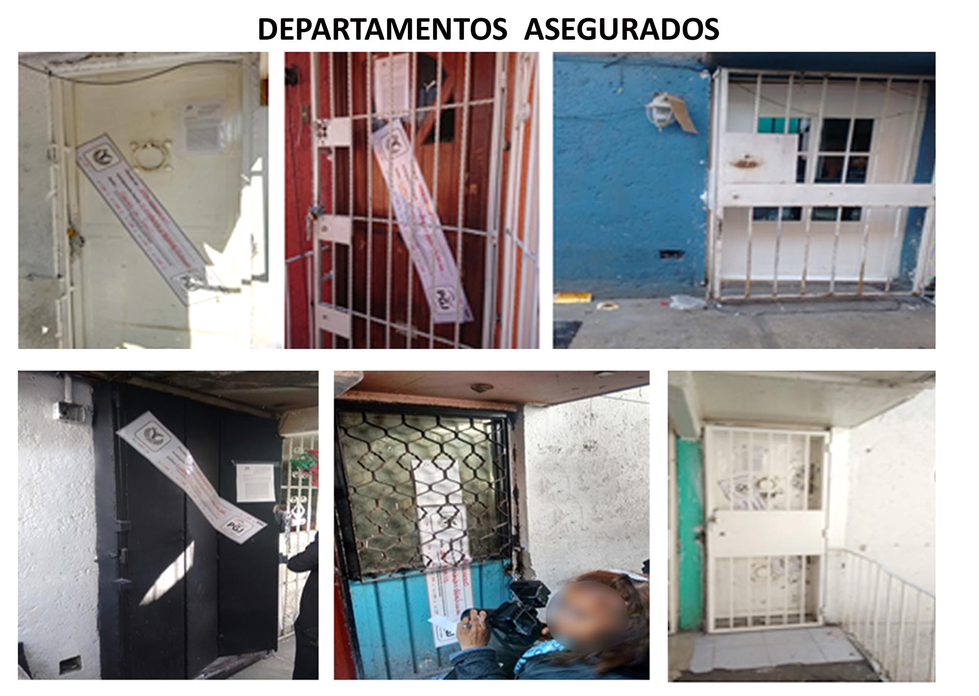 Cumplimenta la PGJCDMX orden de cateo en un inmueble ubicado en la colonia Morelos