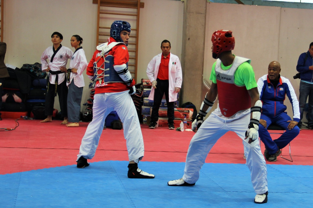 Realizan TKD evaluación rumbo al Mundial, Olímpicos de la Juventud y Centroamericanos 2018