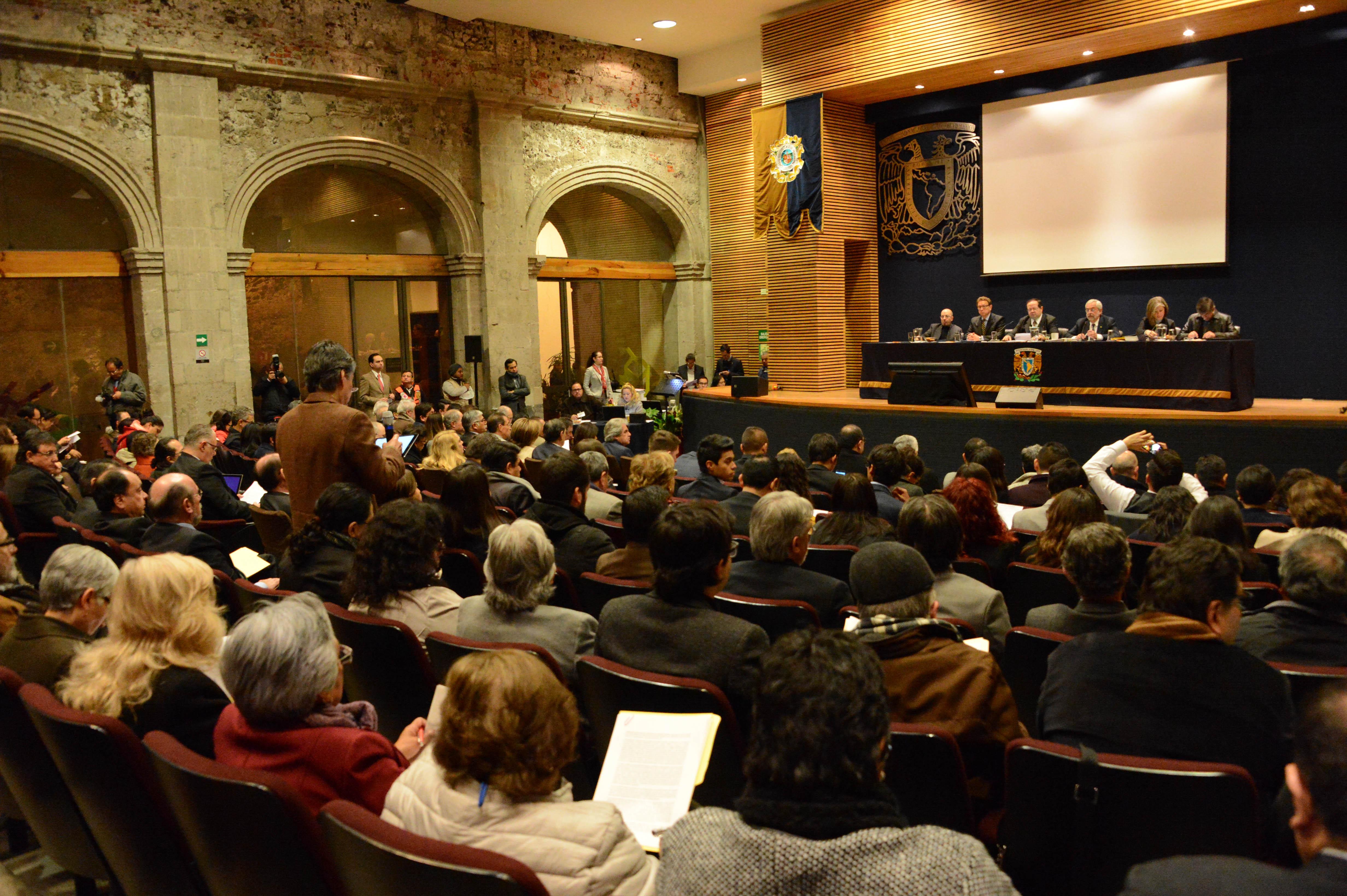 FORTALECE LA UNAM LA TRANSPARENCIA Y PROTECCIÓN DE DATOS PERSONALES