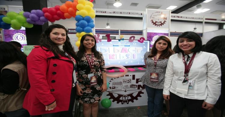 Didact Kids I, software politécnico que capta la atención de niños con déficit de atención