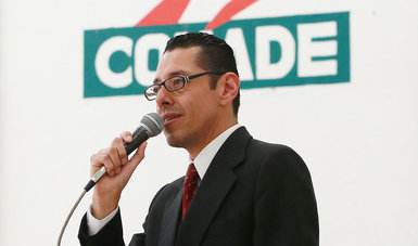 ENED, imparte experiencia y conocimiento en seminario internacional: Geoffrey Recoder
