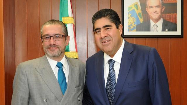 Acuerdan CDMX y Estado de Mexico acciones conjuntas inmediatas para combatir la delincuencia