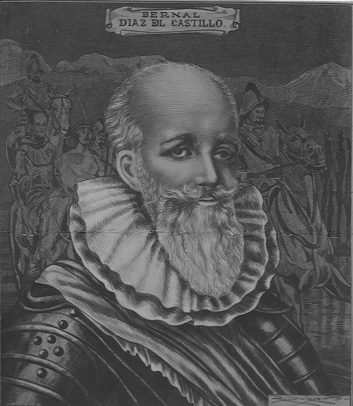 Publicación devela el aspecto letrado de Bernal Díaz del Castillo