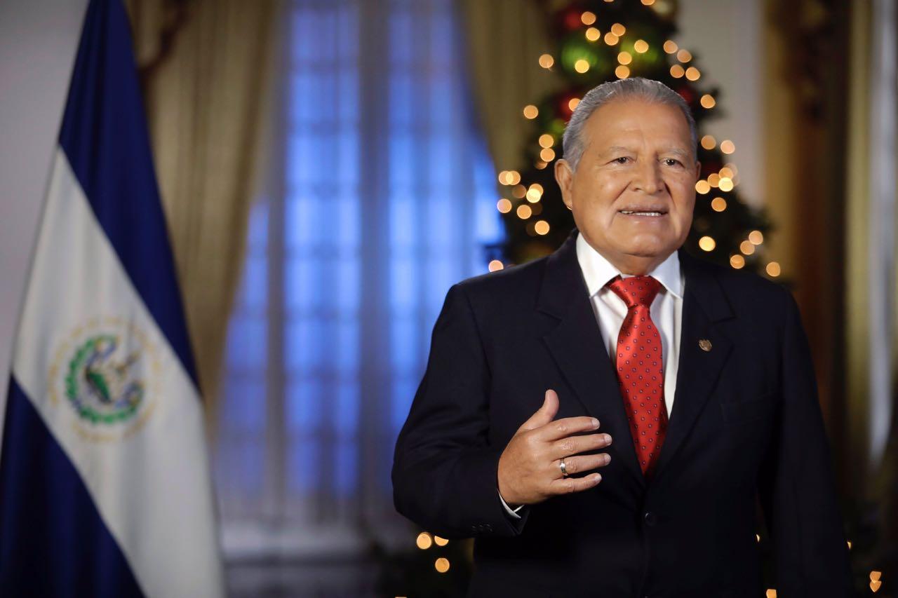 En 2018 continuarán las transformaciones para avanzar hacia un El Salvador productivo, educado y seguro