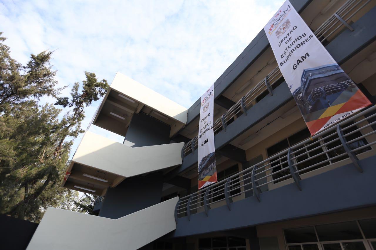 LA GAM INICIA 2018 CON OFERTA EDUCATIVA GRATUITA, SUPERIOR Y DE BACHILLERATO: LOBO ROMÁN
