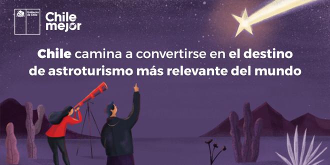 El astroturismo crece en Chile con cielos inigualables y actividades durante el verano