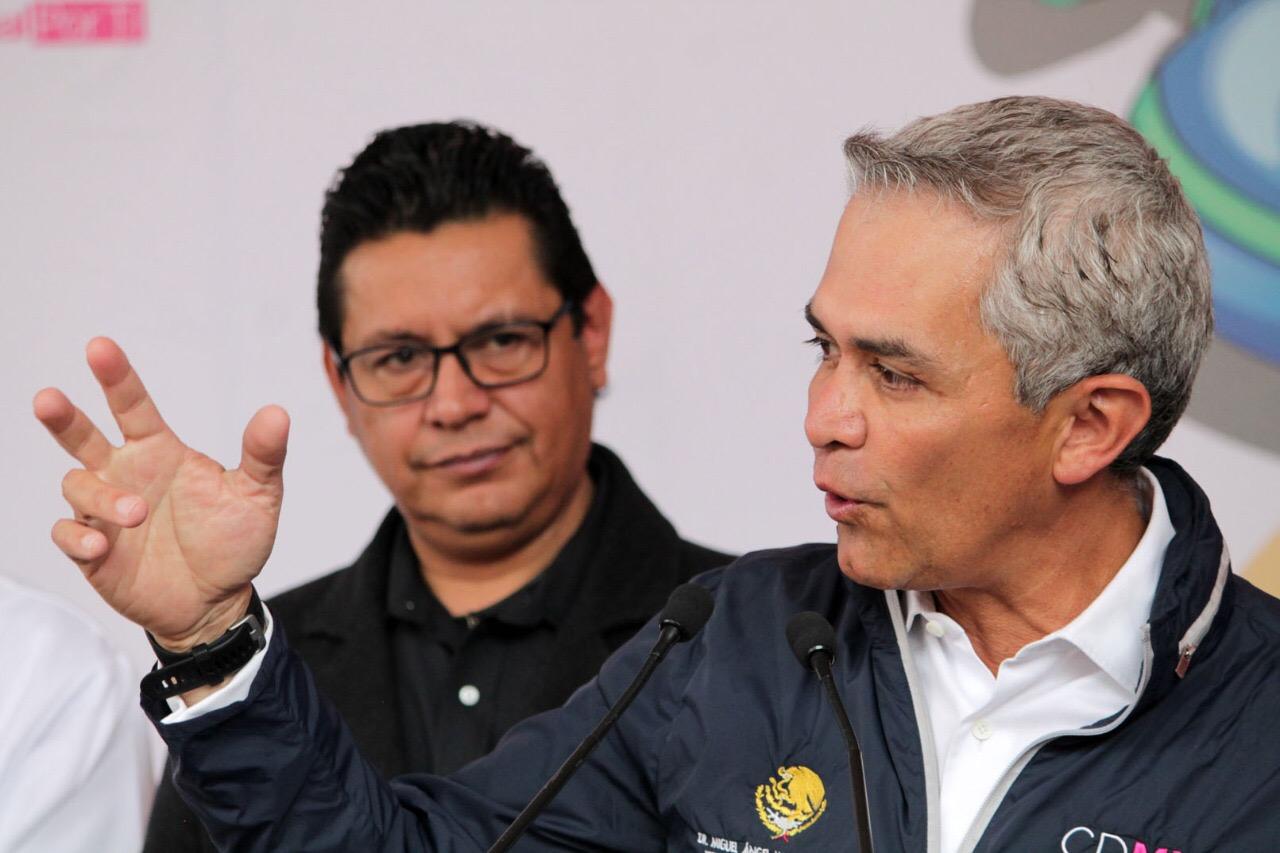 CONVOCA MANCERA A PARTIDOS A PACTO DE CIVILIDAD EN LA CDMX