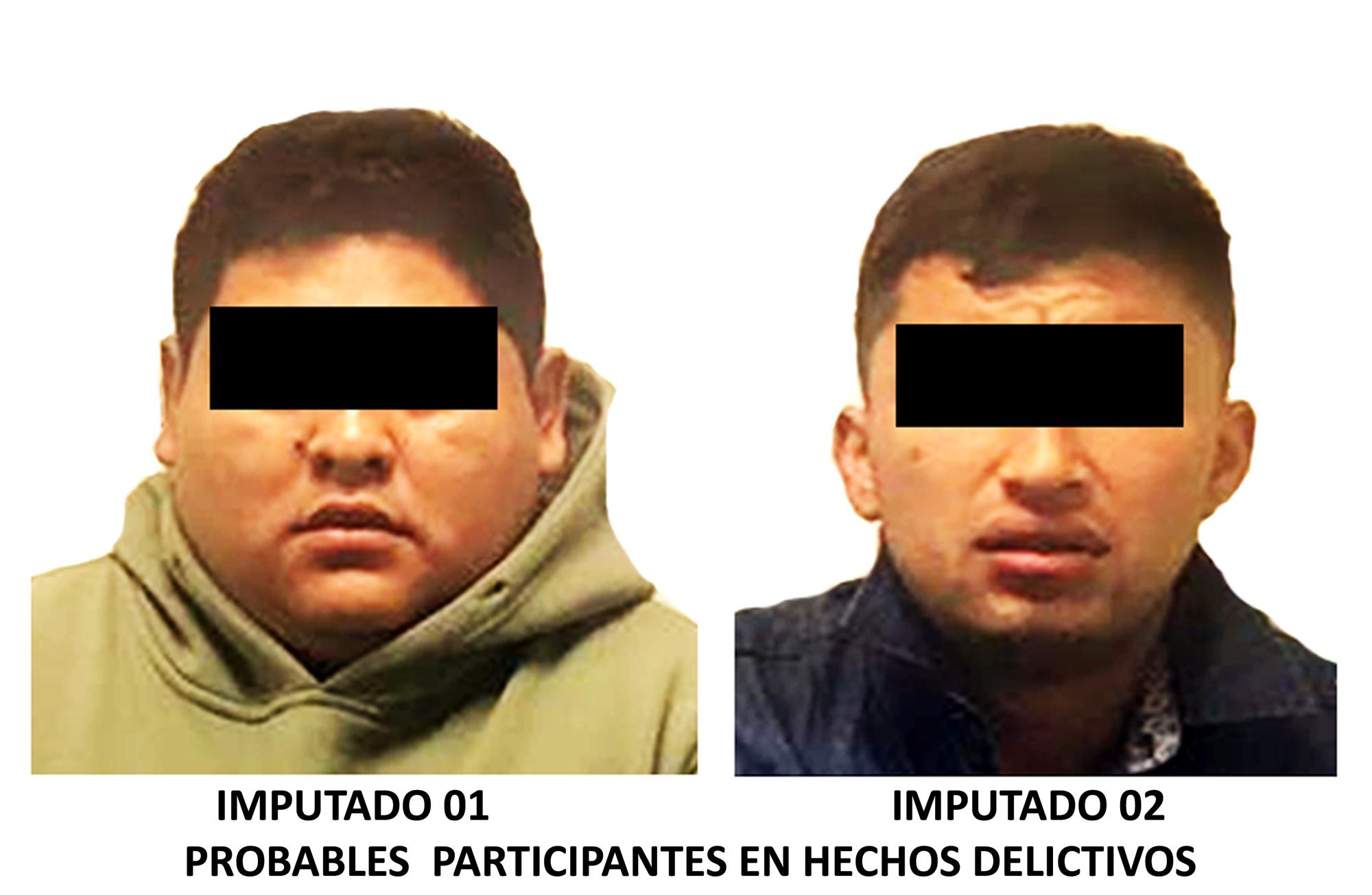 Buscará la PGJCDMX que un Juez vincule a proceso a dos hombres que habrían robado dos negocios de comida