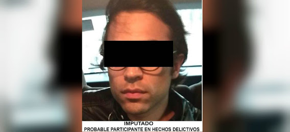 LIBERAN A ACTOR ACUSADO DE HOMICIDIO