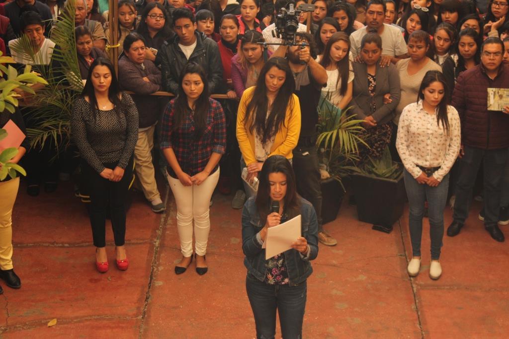 ELIGEN ELENCO FEMENINO QUE PARTICIPARÁ EN LA 175 REPRESENTACIÓN DE SEMANA SANTA EN IZTAPALAPA