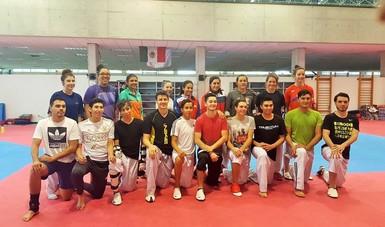 Taekwondo va por 21 boletos y 12 oros en JCC Barranquilla 2018