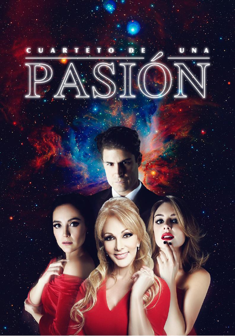 Cuarteto de una pasión: el amor no duele, lo que duele es el miedo