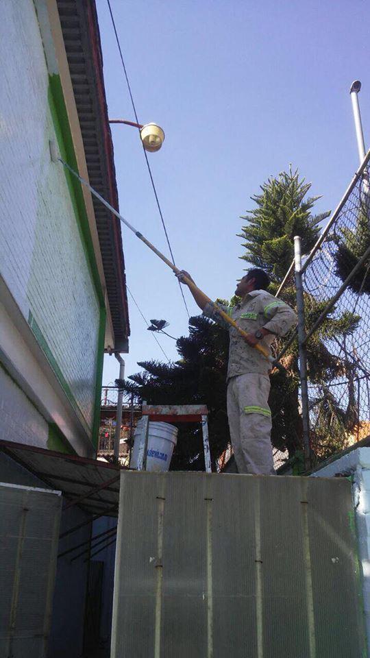 Cuajimalpa mejora las instalaciones de escuelas