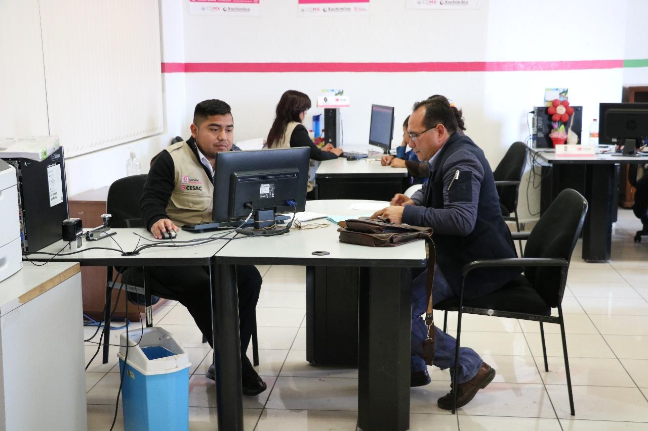 APLICACIÓN DEL MODELO INTEGRAL DE ATENCIÓN CIUDADANA VALE A  XOCHIMILCO PRIMER LUGAR EN LA CDMX
