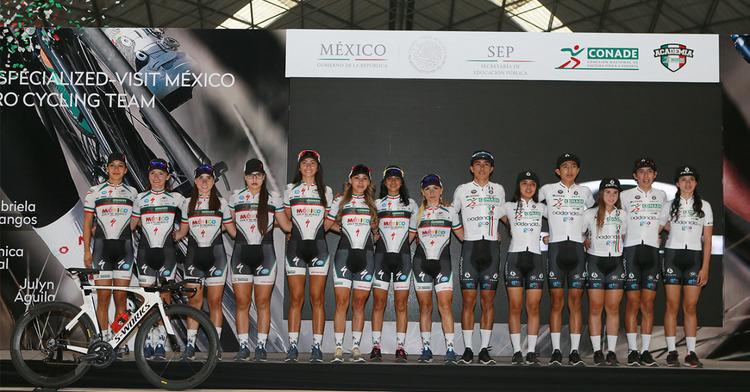 Equipos de ciclismo nacional buscarán un glorioso 2018