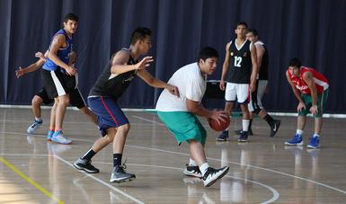 Baloncesto, deporte de concentración y habilidad física