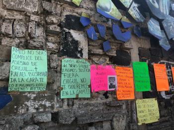 Fuera Chiguil de GAM: demandan padres de jóvenes fallecidos en News Divine