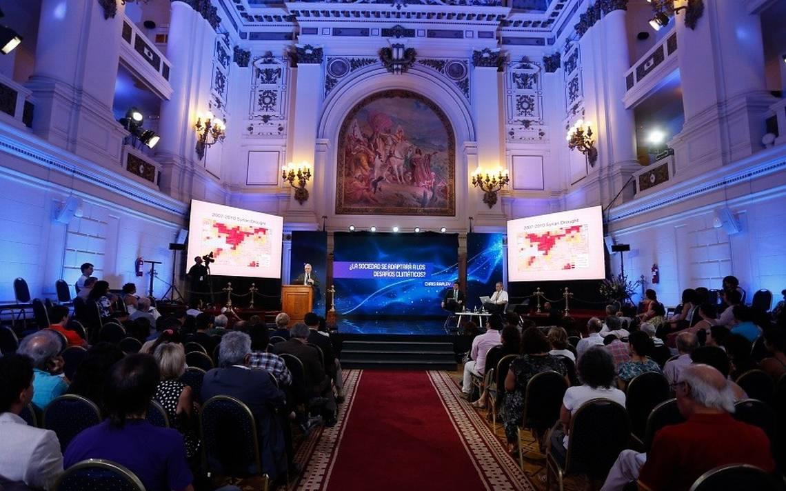 Expositores de todo el mundo ya están en la República de Chile para el Congreso Futuro 2018