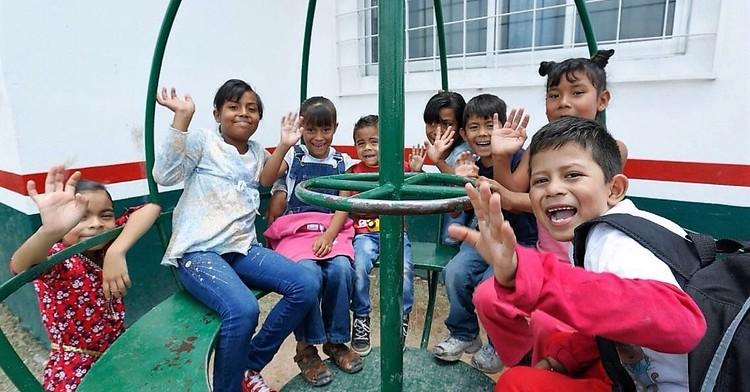 Sedesol continúa su labor en favor del desarrollo integral de niñas, niños y jóvenes de México