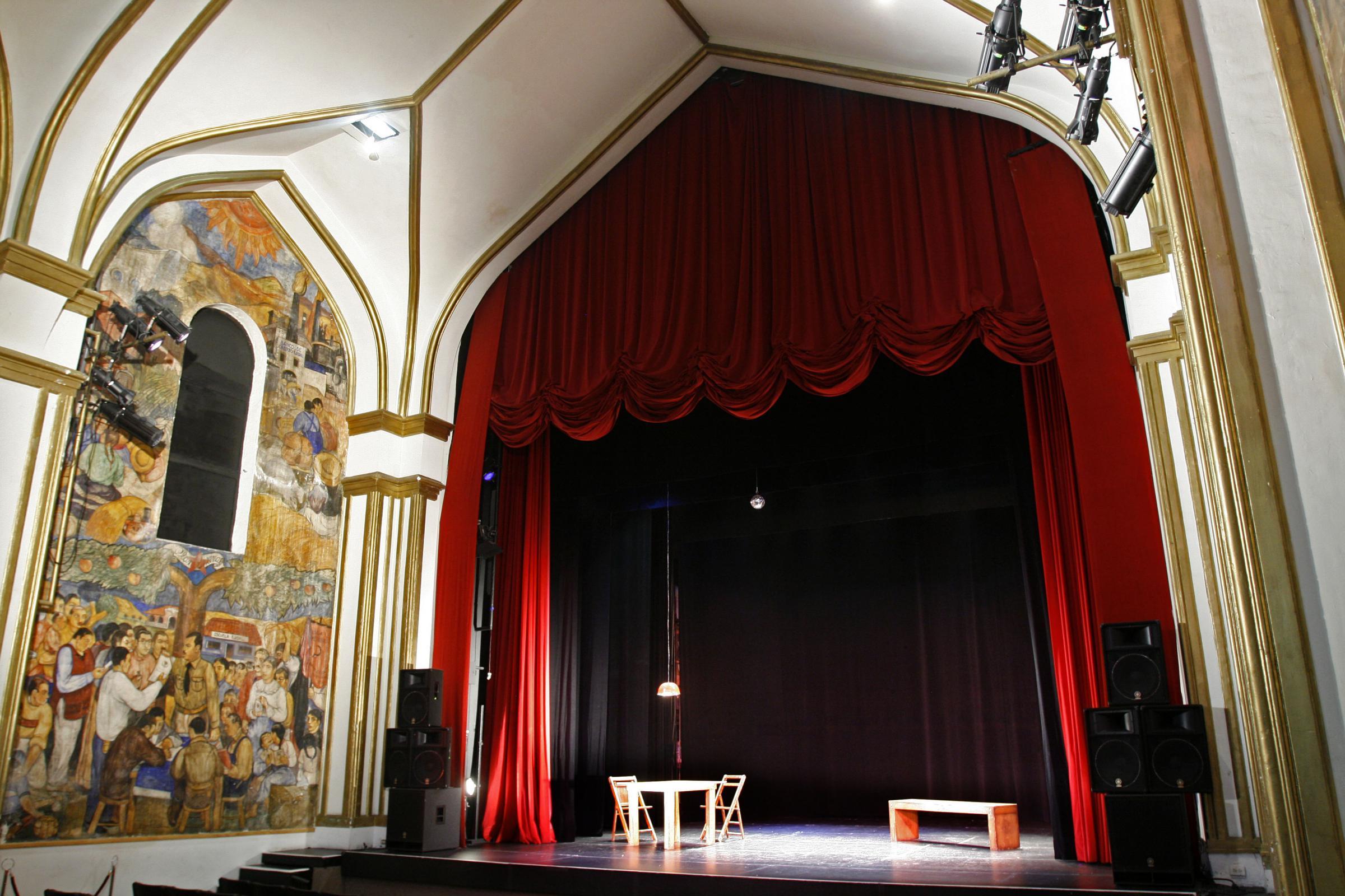 El Teatro Sergio Magaña será sede de la Muestra Regional de Teatro de la Zona Centro 2018