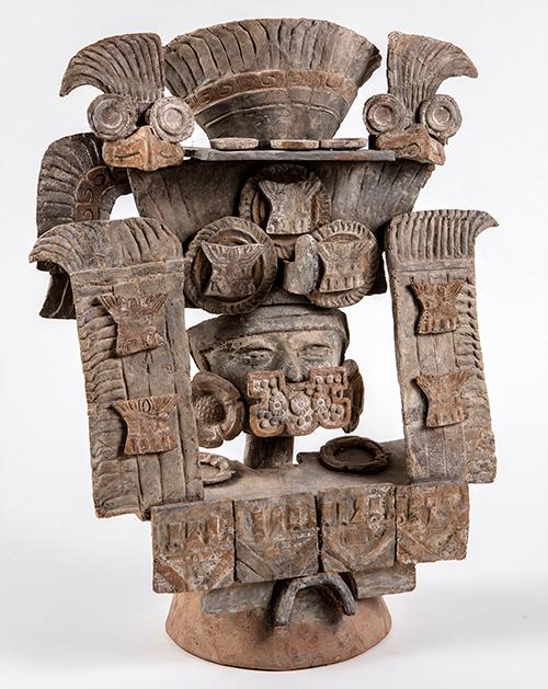 Museo Regional de Tlaxcala exhibe piezas descubiertas en la Zona Arqueológica Zultépec-Tecoaque
