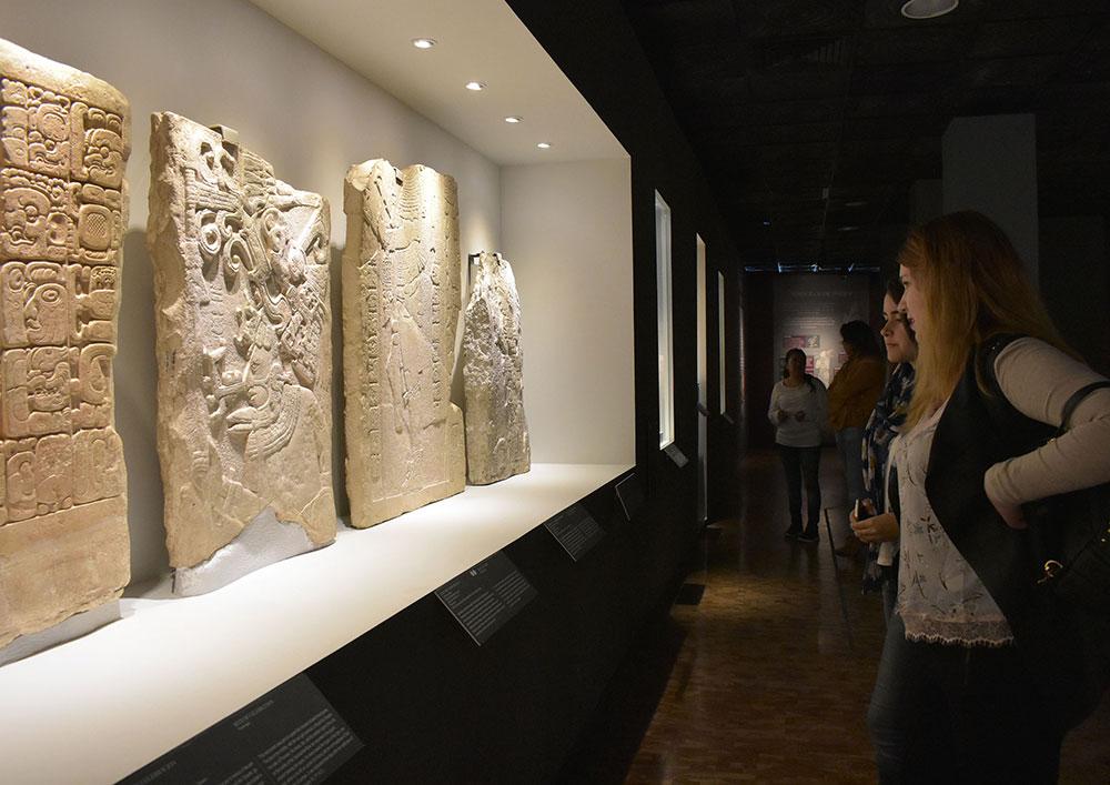 Más de 300 mil visitantes recibió Mayas, el lenguaje de la belleza. Miradas cruzadas