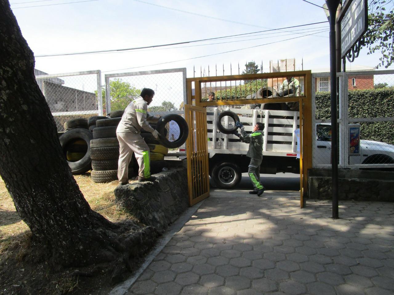 MEGA CAMPAÑA PARA EVITAR CONTAMINACIÓN EN VIALIDADES DE XOCHIMILCO