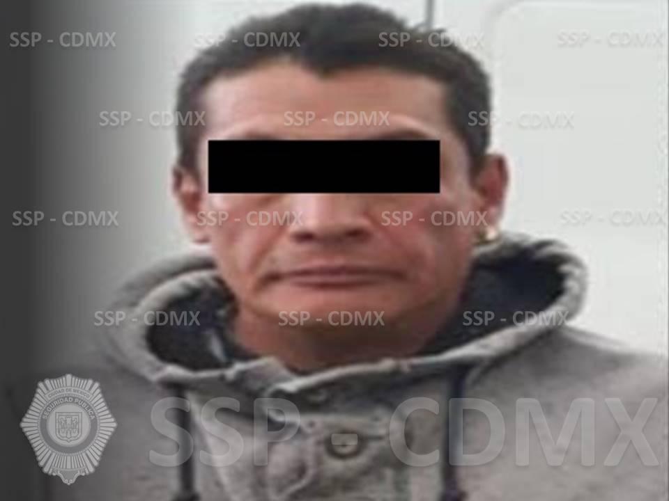 SSP-CDMX ASEGURA SUSTANCIA PARECIDA A LA COCAÍNA Y DETIENE A UNA PERSONA INVOLUCRADA