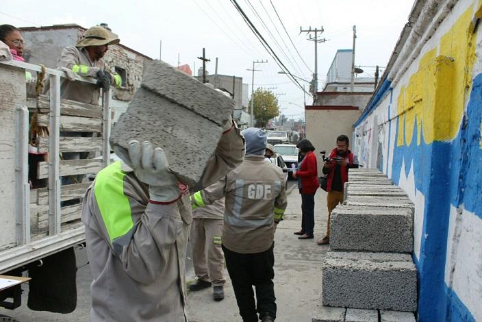 INICIA ENTREGA DE MATERIALES PARA VIVIENDAS AFECTADAS POR EL SISMO
