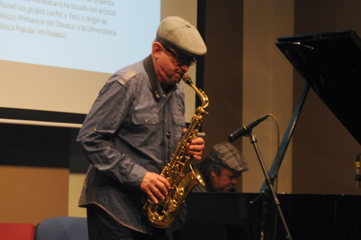 El jazzista Rodolfo Sánchez se presentará en el Antiguo Palacio del Arzobispado