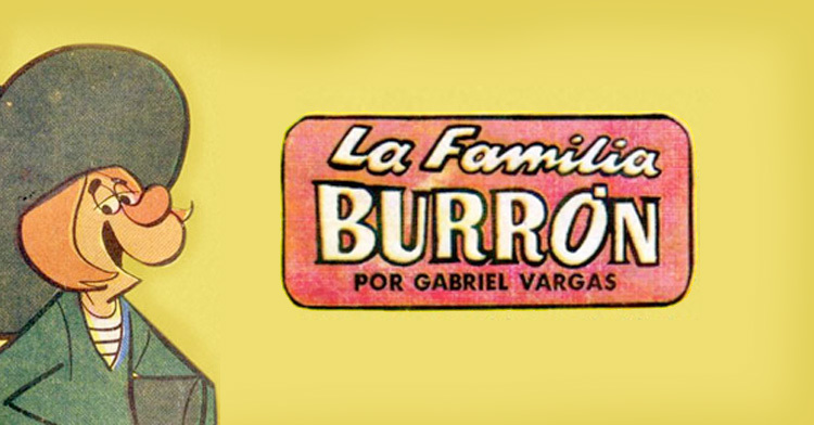 La Familia Burrón está en Radio Educación
