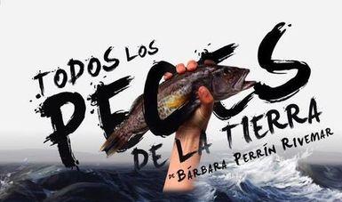 Todos los peces de la tierra, cuento fantástico para explorar la pérdida
