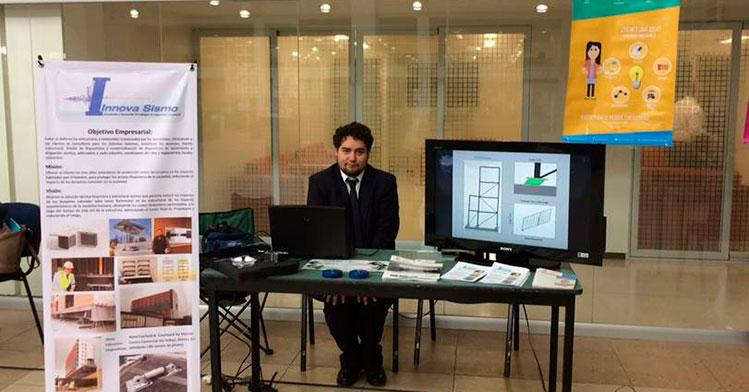 Trabaja estudiante politécnico en el desarrollo de disipadores sísmicos