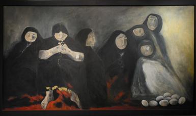 El arte de Aliria Morales rinde homenaje al autor de Pedro Páramo