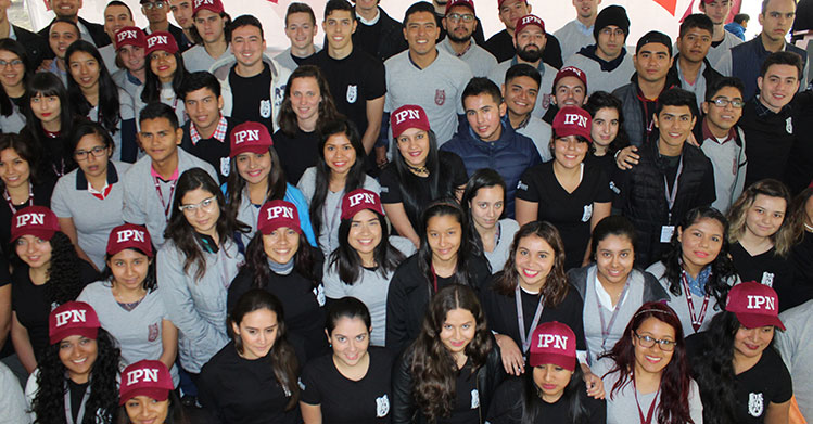 IPN da bienvenida a más de cien alumnos extranjeros de Movilidad Académica