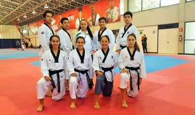 Selección de Taekwondo Poomsae hará historia en JCC Barranquilla 2018