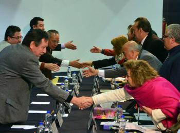 PRESENTA LA UNAM PROPUESTA DE INCREMENTO SALARIAL AL PERSONAL ACADÉMICO