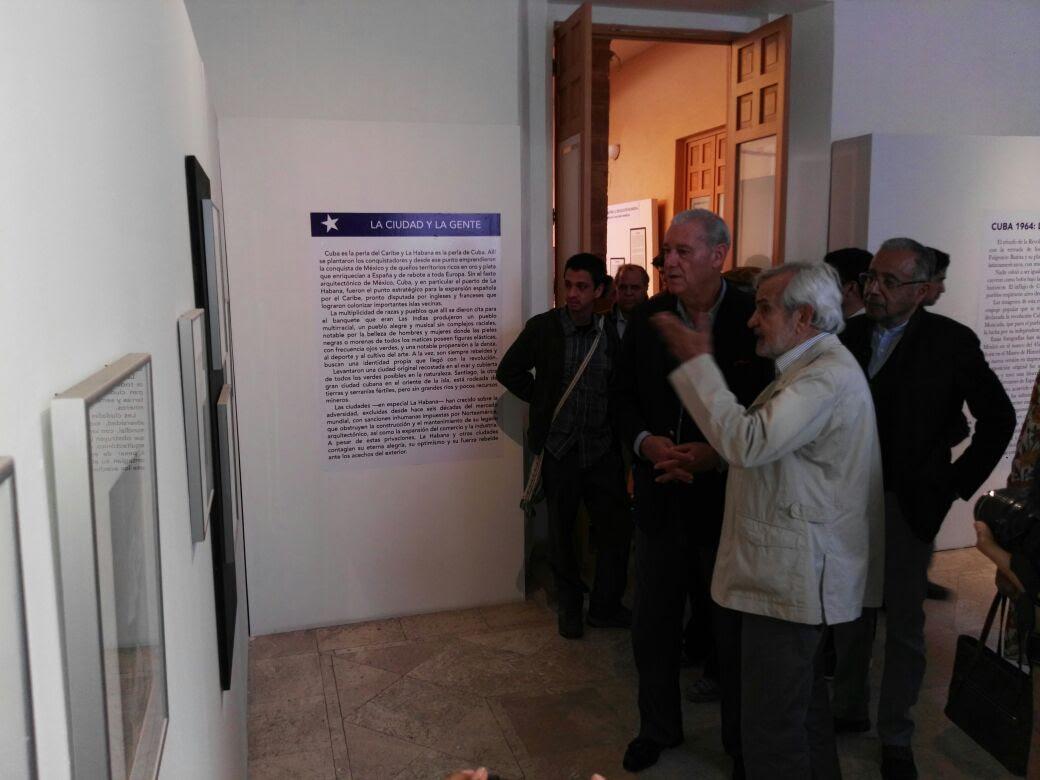 Expone Tlalpan muestra fotográfica Cuba 1964: la Revolución en marcha, del fotógrafo mexicano Rodrigo Moya